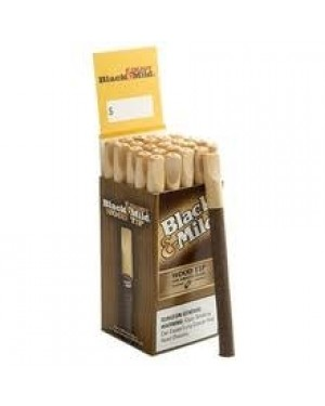 Black & Mild Plastic Tip Single