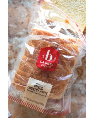 La Brea Bakery Rustic Country White 1LB