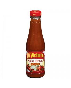 La Victoria Salsa Brava Hot 8oz