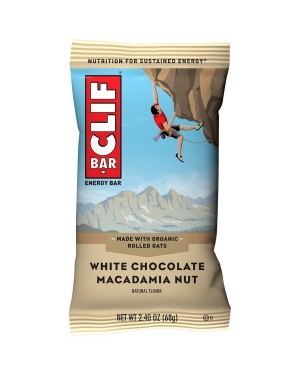 CLIF Bar White Chocolate Macadamia Nut 2.4oz