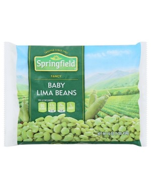 SF baby Lima Beans 1LB