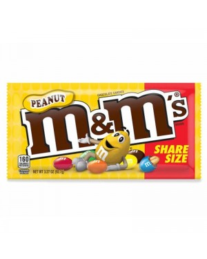 M&M's Peanut Share Size 3.27oz