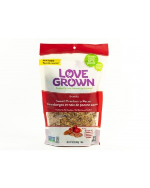 Love Grown Sweet Cranberry Pecan 12oz