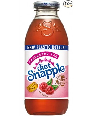 Snapple Diet Raspberry Tea 16oz