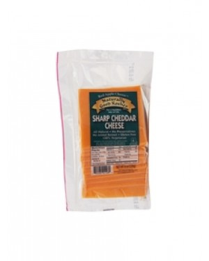 Naturally Good Kosher Cheddar 8oz