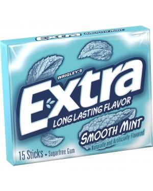 Wrigleys Extra Smooth Mint 15ct