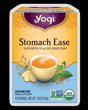 Yogi Tea Stomach Ease 16ct
