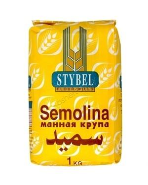 Stybel Flour Mills Semolina 1Kg