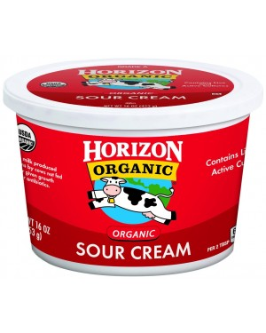 Horizon Organic Sour Cream 16oz