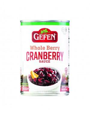 Gefen Whole Berry Cranberry 16 oz