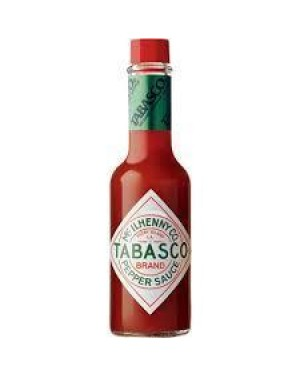 TABASCO PEPPER SAUCE RED 2 OZ
