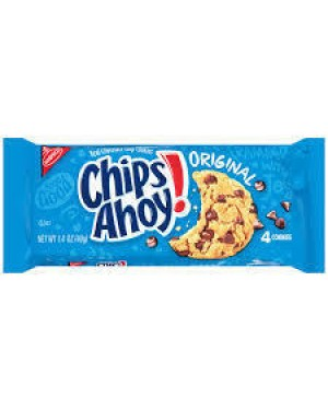 Chips Ahoy 4 Cookie Pack
