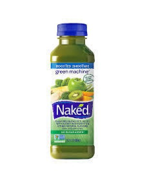 NAKED SMOOTHIE GREEN MACHINE