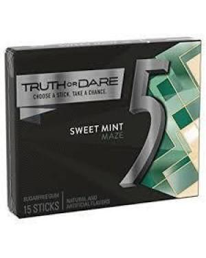 5 Gum Sweet Mint Maze