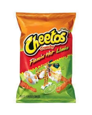 Cheetos Flamin Hot Limón 2.75oz