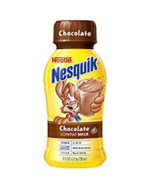 Nesquik Chocolate Low Fat Milk