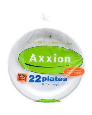 Axxion Foam Plates 22ct
