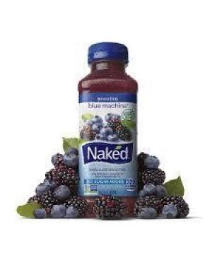 Naked Blue Machine