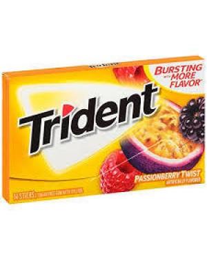 Trident Passionberry Twist 14 Stick