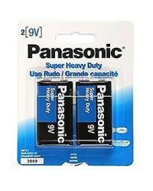 Batteries 9v Panasonic
