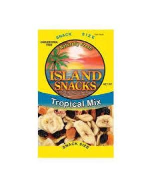 Island Snacks Tropical Mix 8oz