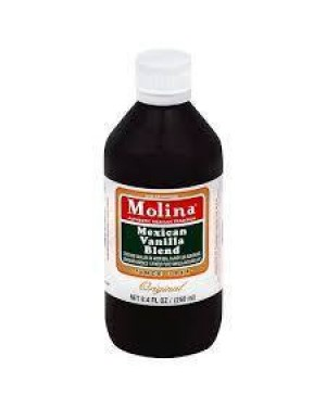 Molina Vanilla Blend 8.3oz