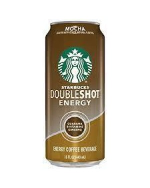 Starbucks Doubleshot Coffee