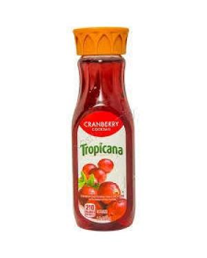 Tropicana Cranberry 12oz