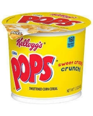 Kellogg's Corn Pops 1.5oz