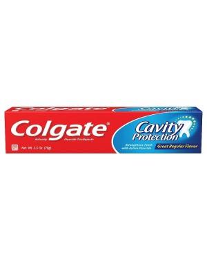 colgate regular flavor 2.5oz