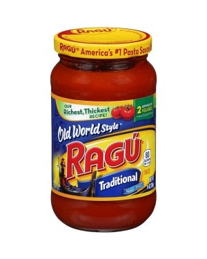 Ragu old world traditional 14oz