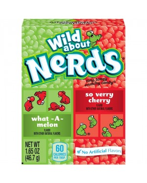 Nerds Watermelon and Cherry 1.65oz