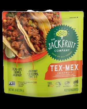 The JackFruit Tex-Mex Jack Fruit 10oz