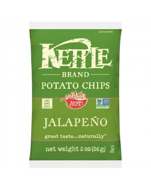 Kettle Chips Jalapeño 1.5oz