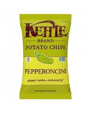 Kettle Chips Pepperoncini 8.5oz