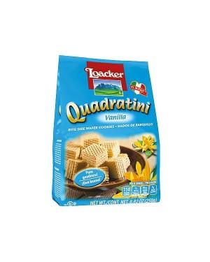 Loacker Quadratini Vanilla 8.82oz