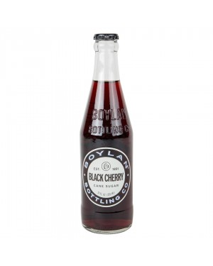 Boylan Black Cherry Soda 12oz