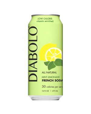 Diabolo Mint Lemonade 16oz