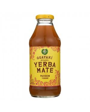 Guayaki Yerba Mate Passion Terere 16oz