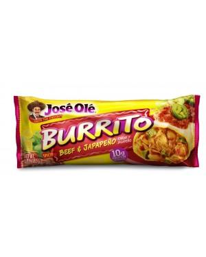 Jose Ole Burrito Beef & Jalapeño 5oz