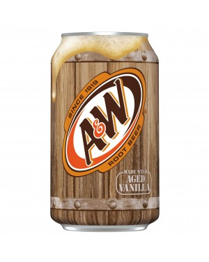 A&W Root Beer 12oz