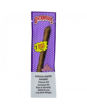 Backwoods Honey Berry Single