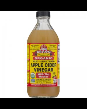 Bragg Organic Apple Cider Vinegar 16oz
