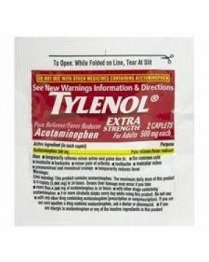Tylenol Extra Strength 2pk