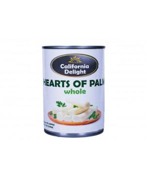 California Delight Hearts Of Palm Whole 14oz