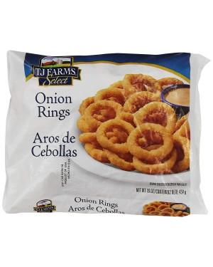 T.J. Farms Frozen Onion Rings 16oz