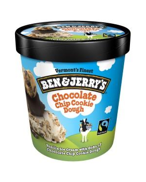 Ben & Jerry`s Chocolate Chip Cookie Dough 473ml