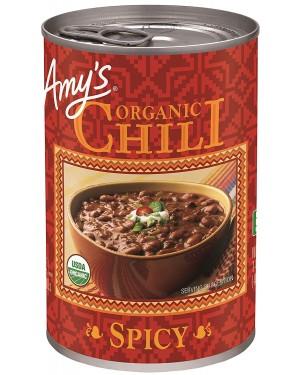 Amy's Organic Chili Spicy 14.7oz