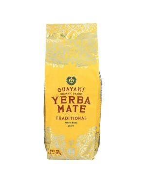 Guayaki Yerba Mate Traditional Tea 75ct