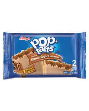Kellogs Pop Tart Brown Sugar Cinnamon 2pk